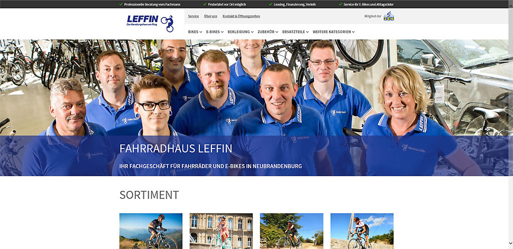 Fahrradhaus Leffin